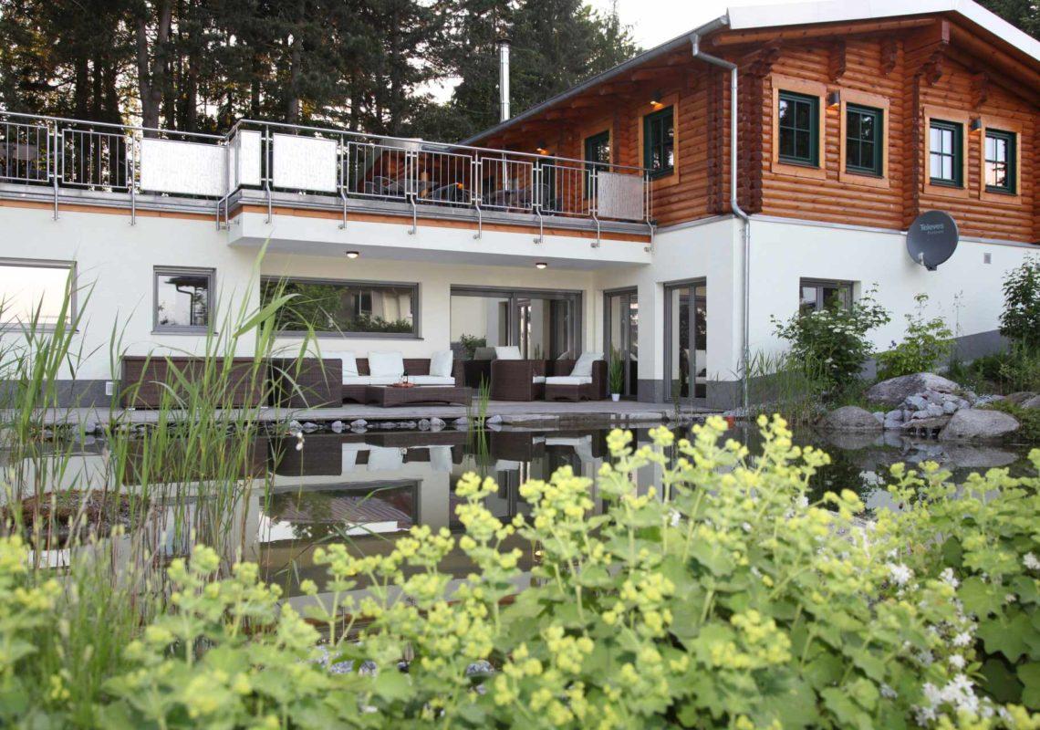 Ferienpark Hesselhof - Ferienwohnungen und Wellnessanlage in Rimbach, Odenwald (Foto 03)