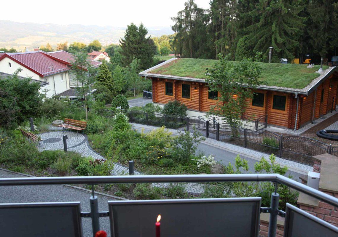 Ferienpark Hesselhof - Ferienwohnungen und Wellnessanlage in Rimbach, Odenwald (Foto 05)