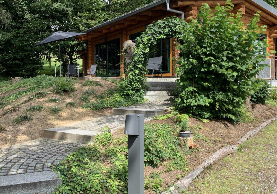 Ferienpark Hesselhof - Ferienwohnungen und Wellnessanlage in Rimbach, Odenwald (Foto 08)