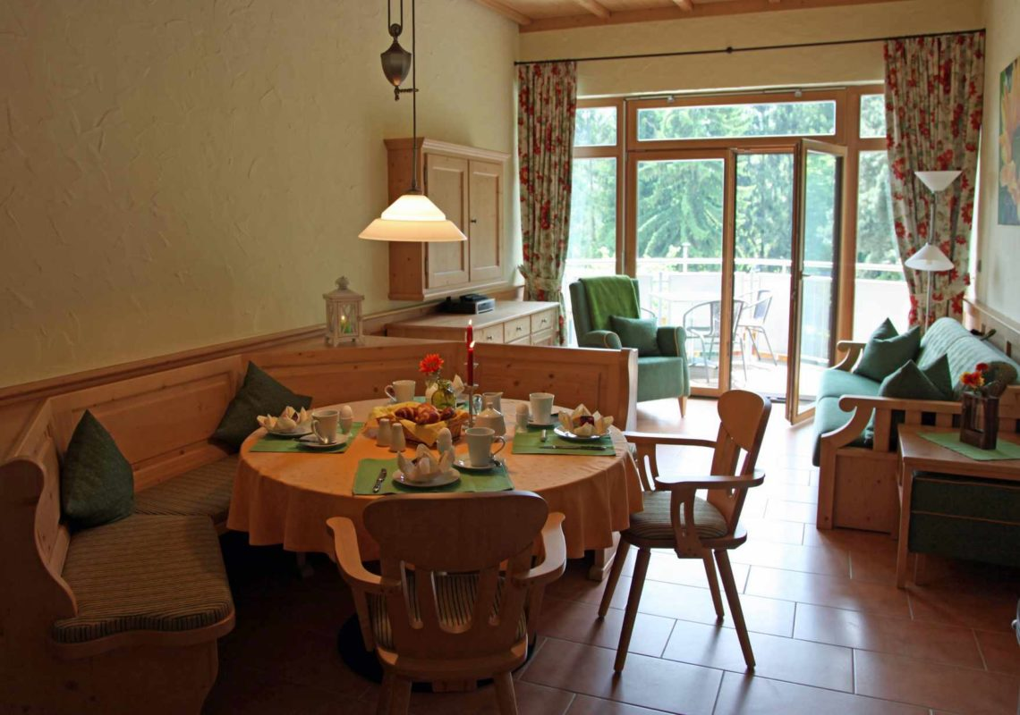 Ferienpark Hesselhof - Ferienwohnungen und Wellnessanlage in Rimbach, Odenwald (Foto 12)