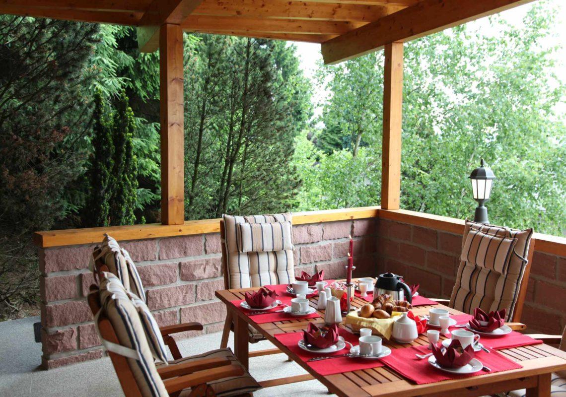 Ferienpark Hesselhof - Ferienwohnungen und Wellnessanlage in Rimbach, Odenwald (Foto 14)