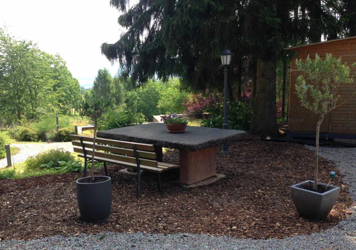 Ferienpark Hesselhof - Ferienwohnungen und Wellnessanlage in Rimbach, Odenwald (Foto 16)