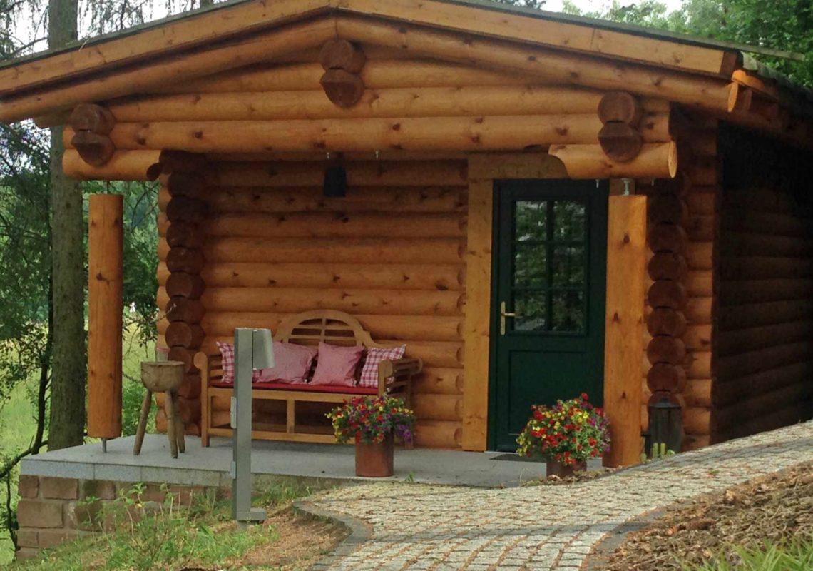 Ferienpark Hesselhof - Ferienwohnungen und Wellnessanlage in Rimbach, Odenwald (Foto 17)