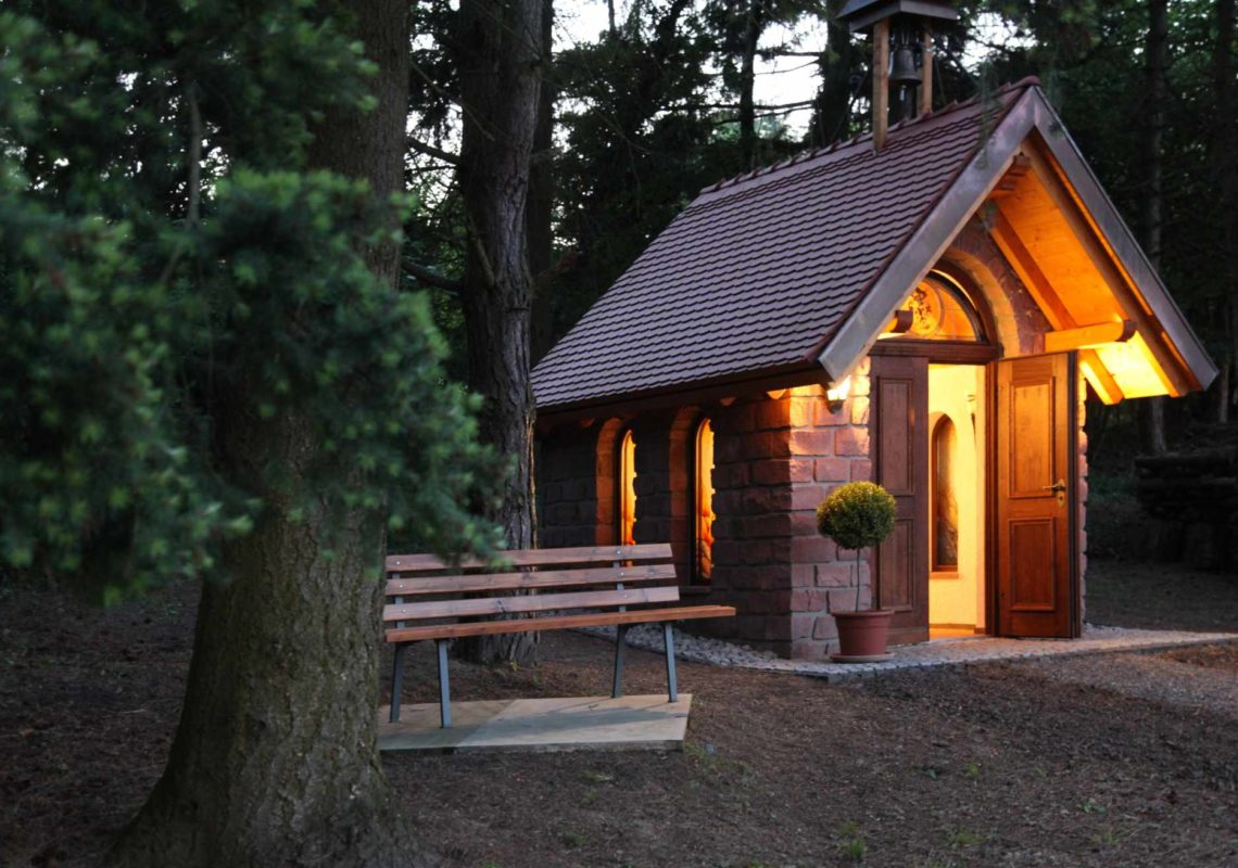 Ferienpark Hesselhof - Ferienwohnungen und Wellnessanlage in Rimbach, Odenwald (Foto 18)