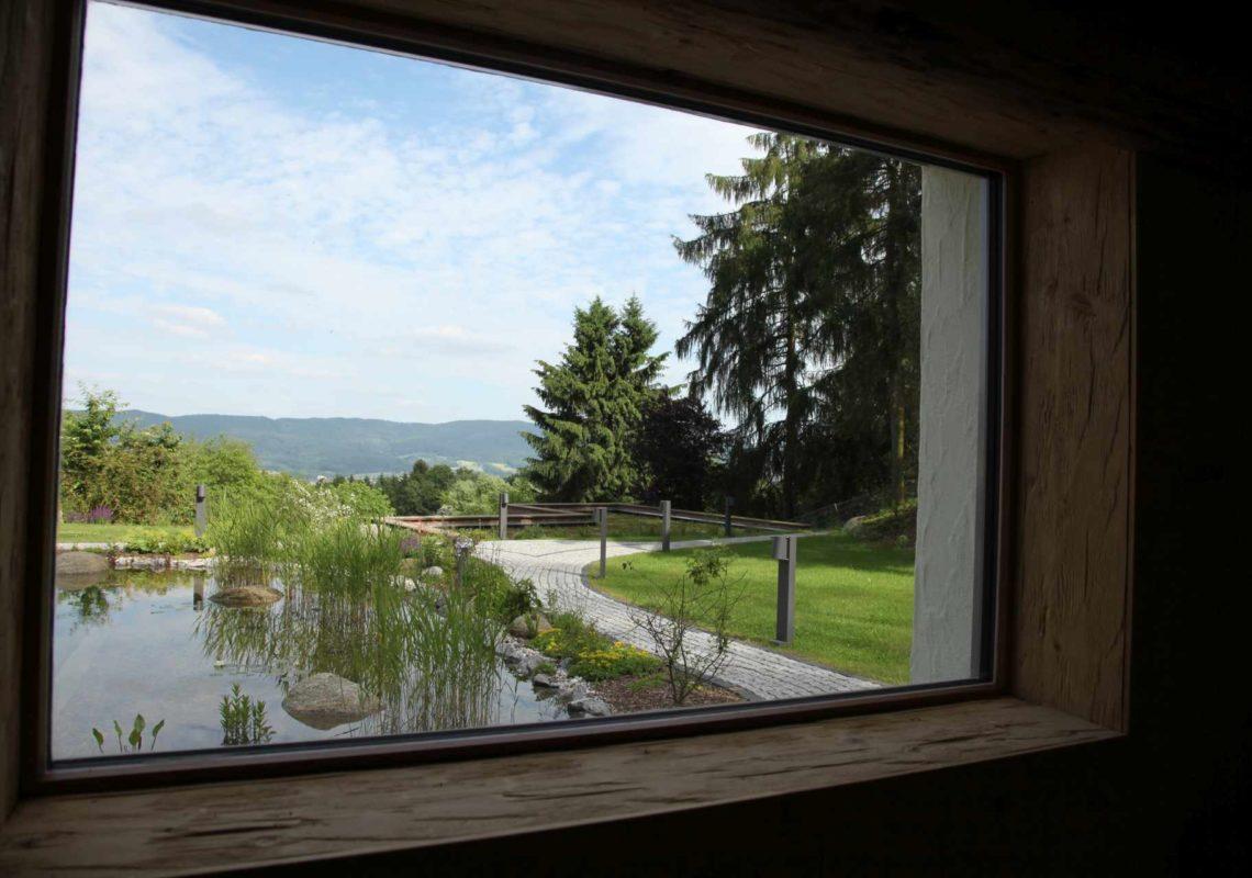 Ferienpark Hesselhof - Ferienwohnungen und Wellnessanlage in Rimbach, Odenwald (Foto 21)