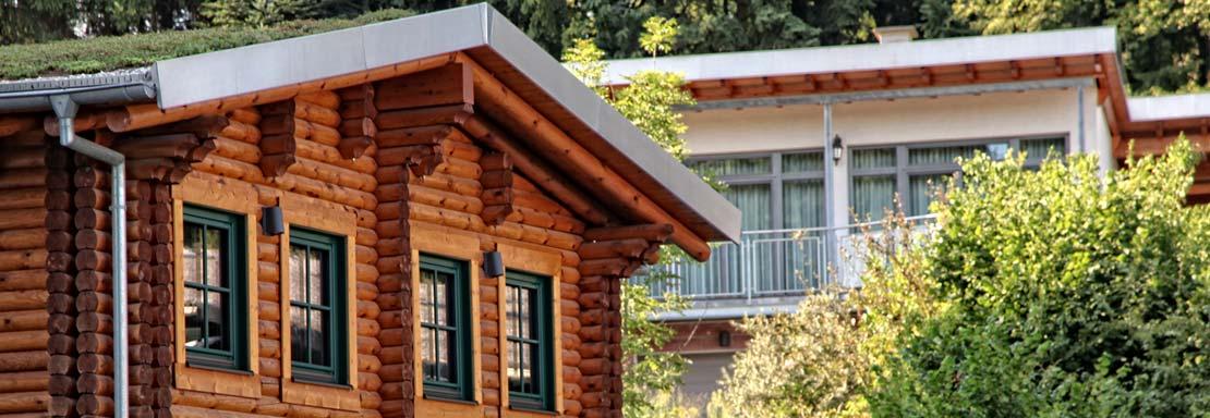 Ferienpark Hesselhof - Ferienwohnungen und Wellnessanlage in Rimbach, Odenwald