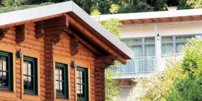 Ferienpark Hesselhof - Ferienwohnungen und Wellnessanlage in Rimbach, Odenwald (Slide 01)